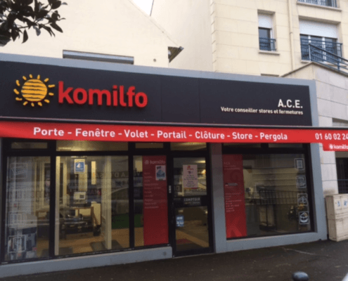 Magasin Komilfo ACE Ozoir 77