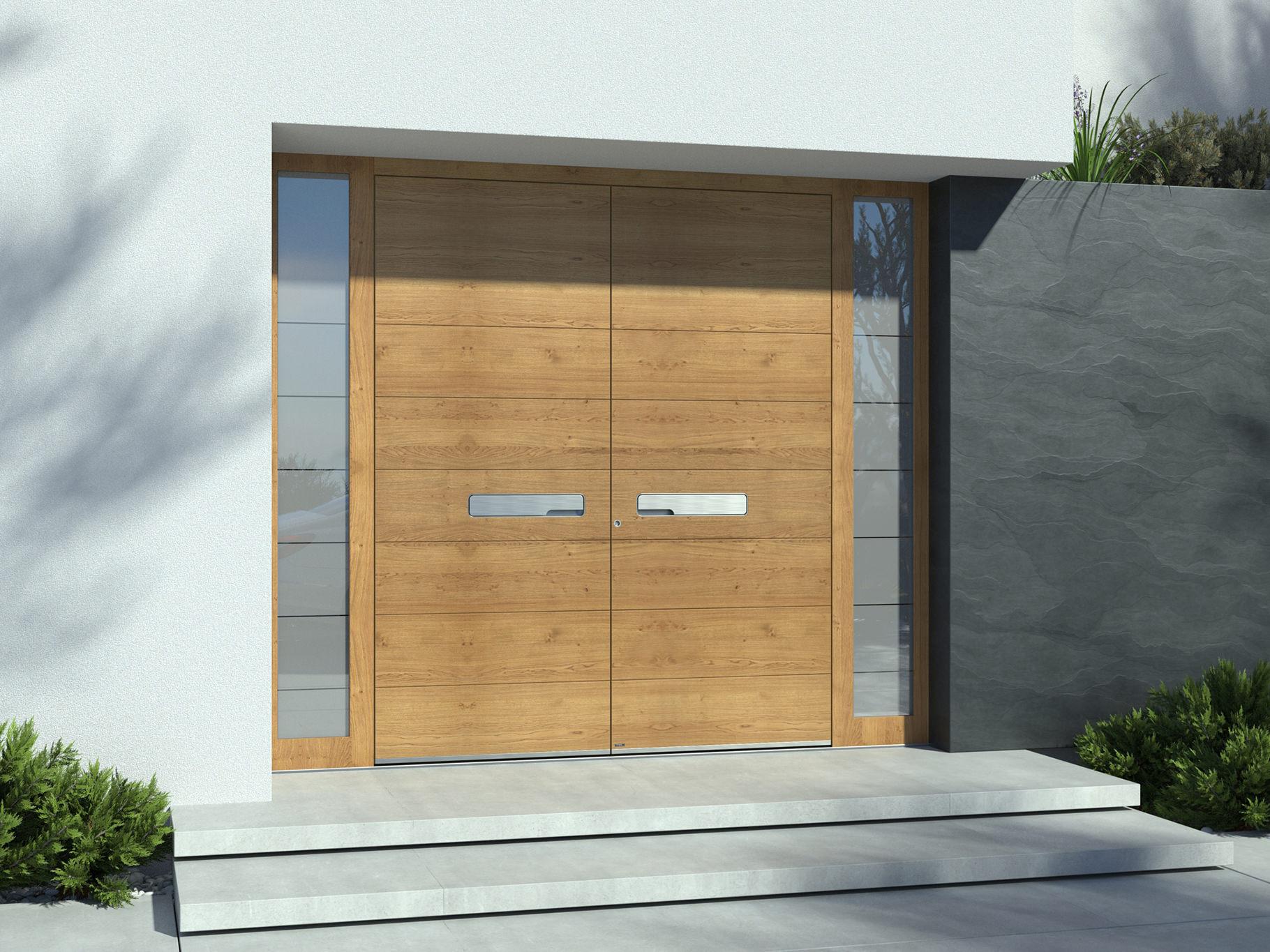 Portes D Entrees Design Komilfo A Ozoir 77