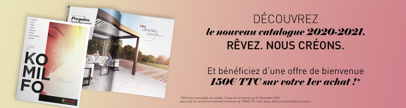 nouveau catalogue komilfo
