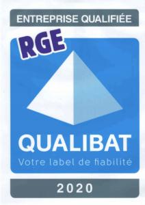 qualibat RGE 2020